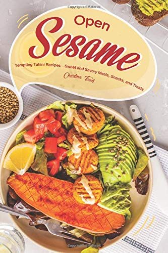 Open Sesame!: Tempting Tahini Recipes - Sweet and Savory Meals, Snacks, and Treats - Lemon Sweet Butter