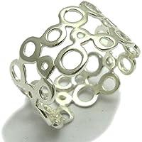 Anello fascia in Argento 925 R000362