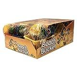 Funny Candy Strandeimer mit 4 Strandspielzeug und 2 Lutscher (12 x 20g)