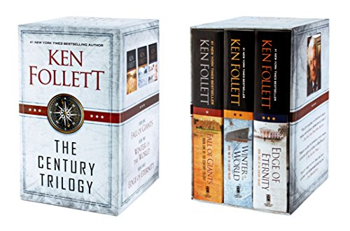 Ken Follett's the Century Trilogy Trade Paperback Boxed Set