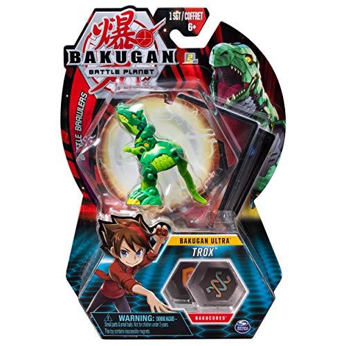 BAKUGAN Spin Master Battle Brawlers Ultra, Trox