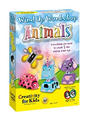 Creativity for Kids - Wind Up Workshop