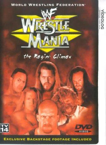 Wwe - Wrestlemania [UK - Wwe-wrestlemania