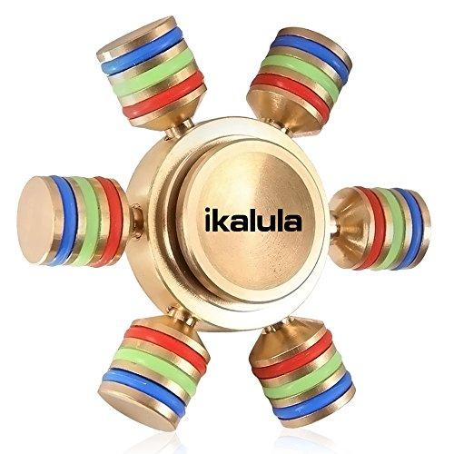 *Hand Spinner , ikalula Fidget Spielzeug Spinner Toy Finger Hand Tri Spinner Ultra schnelle Spinner Fidget Hand Toy für Kinder und Erwachsene Spielzeug Geschenke*
