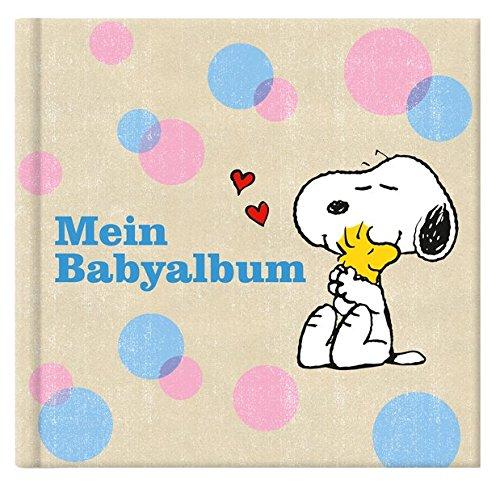 Mein Babyalbum: von Snoopy und den PEANUTS