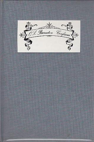 Barenton Confiseur - Auguste Detoeuf. Propos de O. L. Barenton,