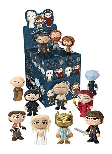 Funko - Figurine - Game of Thrones Mystery Minis Serie 3 - 1 boîte au hasard / one Random box - 0849803076009