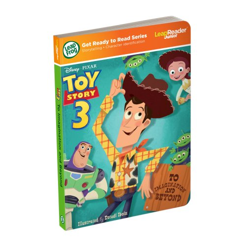 Disney Leapfrog LeapReader/Tag Junior livre pixar Toy étage 3 vers l'Imagination et au-delà