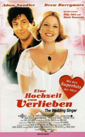 Eine Hochzeit zum Verlieben [VHS]