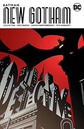Batman: New Gotham Vol. 2 (Detective Comics (1937-2011)) (English Edition)