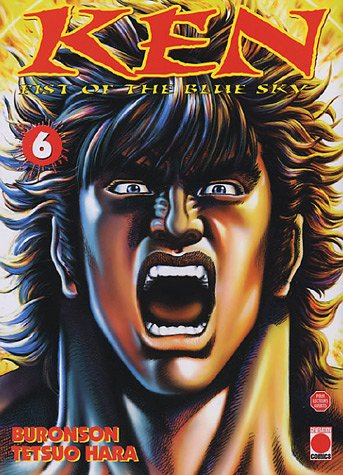 Ken - Fist Of The Blue Sky Edition simple Tome 6