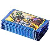 LEGO NEXO KNIGHTS Trading Cards Game Sammelkarten 10 x Booster