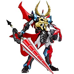 METAMOR-FORCE Gaiking THE NIGHT Non-scale Action Figure