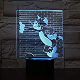 Cadeau de Dessin animé Jouet Pokemon Lampe de Table Chambre à Coucher