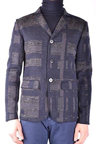 Hosio Herren Mcbi366016o Multicolour Wolle Blazer