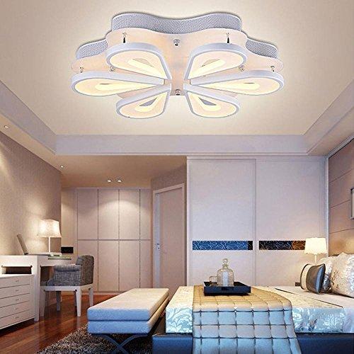 creative living habitacin luces de flores forma dormitorio matrimonio habitacin decoracin lmpara de techo restaurante luces