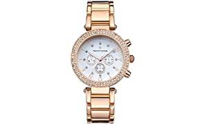 Timothy Stone COLLECTION DESIRE STAINLESS - Orologio da polso donna, colore Oro Rosa