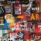 She Paints Words in Red