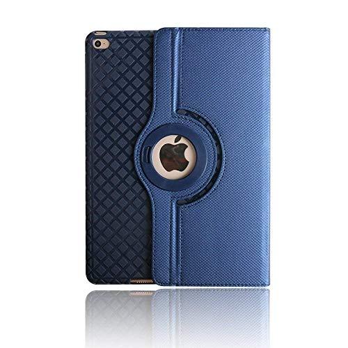 elecfan 7.9 Zoll Hülle für iPad Mini 4 360 Grad rotierende Schutzhülle Auto aufwachen / Schlaf Funktion und Einstellbarem Blickwinkel Funktion Schutzhülle für Apple iPad Mini 4 (iPad Mini 4, Blau)