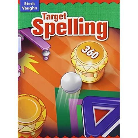 Steck-Vaughn Target Spelling: Student Edition Target Spelling 36 by STECK-VAUGHN (2004-04-01)