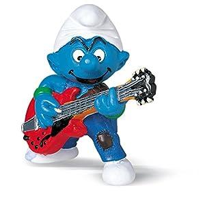 Schleich - Figura pitufo Guitarrista (20449) 12
