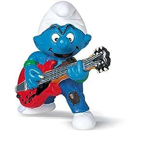 Schleich lead Guitar Player