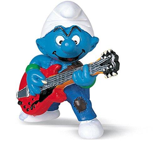 Schleich - Figura pitufo Guitarrista (20449) 1