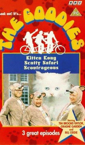 the-goodies-kitten-kong-vhs-1970