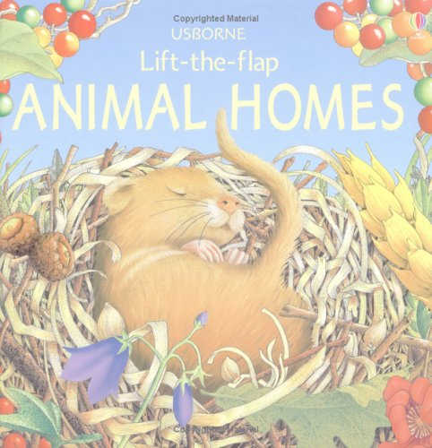 Animal Homes (Lift-the-flap)