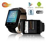 Best inDigi smart watch - Indigi Swatch-D6-03 Trendy 3G Unlocked Android 5.1 Smartwatch Review