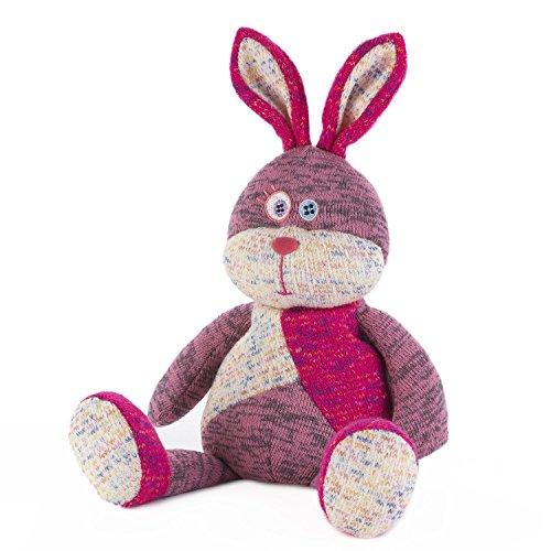 Intelex Warmies - Strick Lavendelduft mikrowellenfähige Spielzeug - Lavendel Kaninchen