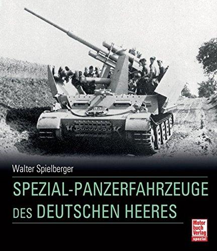 Spezial-Panzerfahrzeuge des deutschen Heeres (Geschützturm)
