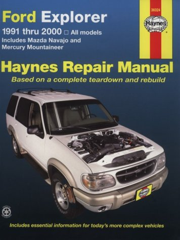 ford-explorer-mazda-navajo9100-haynes-repair-manual
