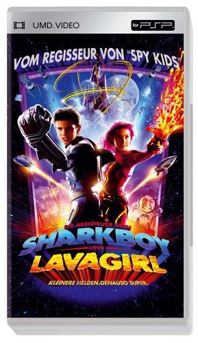 Die Abenteuer von Shark Boy und Lava Girl [UMD Universal Media Disc]