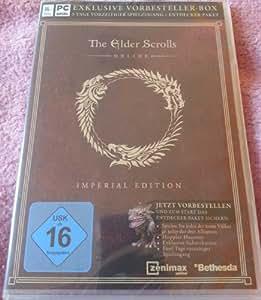 The Elder Scrolls Online Imperial Edition - PreOrder Box P
