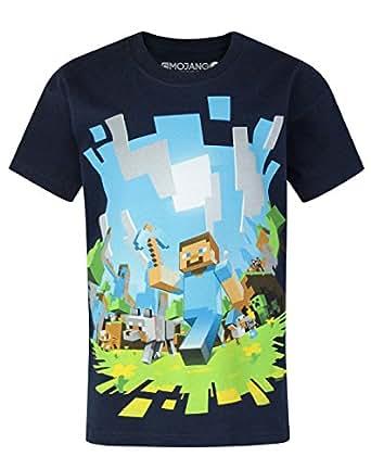 Minecraft Official Adventure Boy's T-Shirt (3-4 Years)