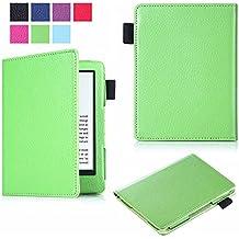 "Theoutlettablet® Funda ebook Bq Cervantes 4 6"" / Cervantes 3 6"" - Protección para libro electrónico - Color Verde"