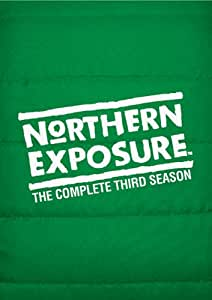 Northern Exposure: Complete Third Season (3pc) [DVD] [Region 1] [US Import] [NTSC]