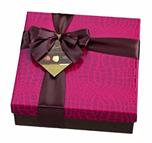 Hamlet Chocolates Box Croco with Satin Bow 500 g
