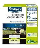STARWAX Entretien Fosse Longue Durée - 500g...
