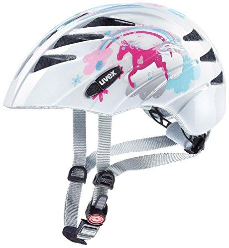 Uvex Fahrradhelm Kid 1 Kinderhelm - Unicorn, Kopfumfang:47-52 cm