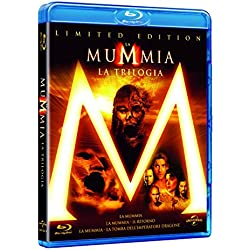 la mummia - la trilogia - limited edition (3 blu-ray disc) registi stephen sommers; rob cohen [Italia] [Blu-ray]