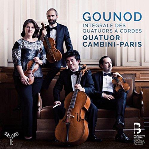 Quatuor en Sol Mineur, CG 565: IV. Allegro
