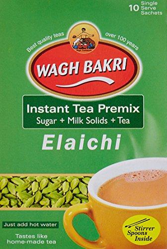 Wagh Bakri Elaichi Instant Tea Premix, 140g