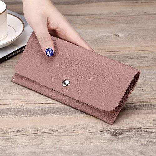 fold-wallet-female-long-section-of-small-thin-mini-student-card-package-buckle-soft-surface-of-the-s