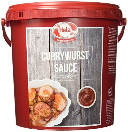 Hela Sauce für Currywurst 10 kg