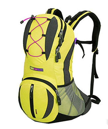 28772a4437de LOCAL LION® 22L Active Outdoor Sports Hiking Cyclist Riding Backpack  Knapsack Functional Rubber Band Lace Up Rucksack Back Bags Camping  Adventure ...