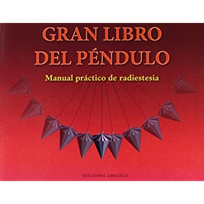 El gran libro del pendulo manual practico de radiestesia for El gran manual del cocinero pdf