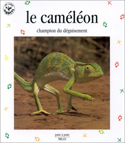LE CAMELEON. Acrobate multicolore