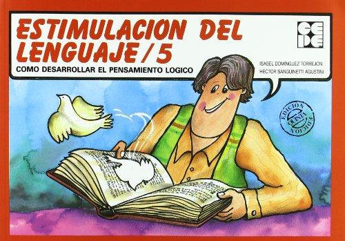 Estimulación del lenguaje, 5 por Isabel Domínguez Torrejón
